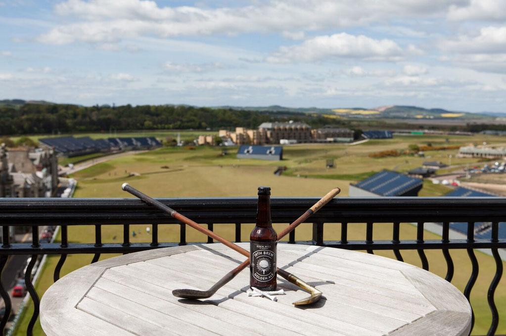 Eden Mill Distillery è il promotore dello Scottish Gin Festival