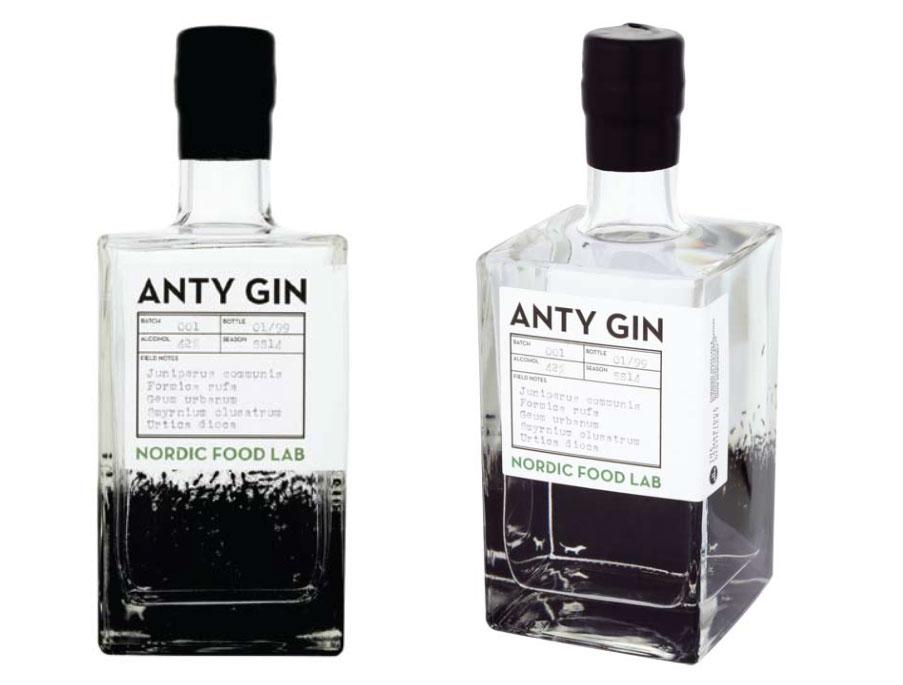 Anty Gin, gin all'essenza di formiche rosse