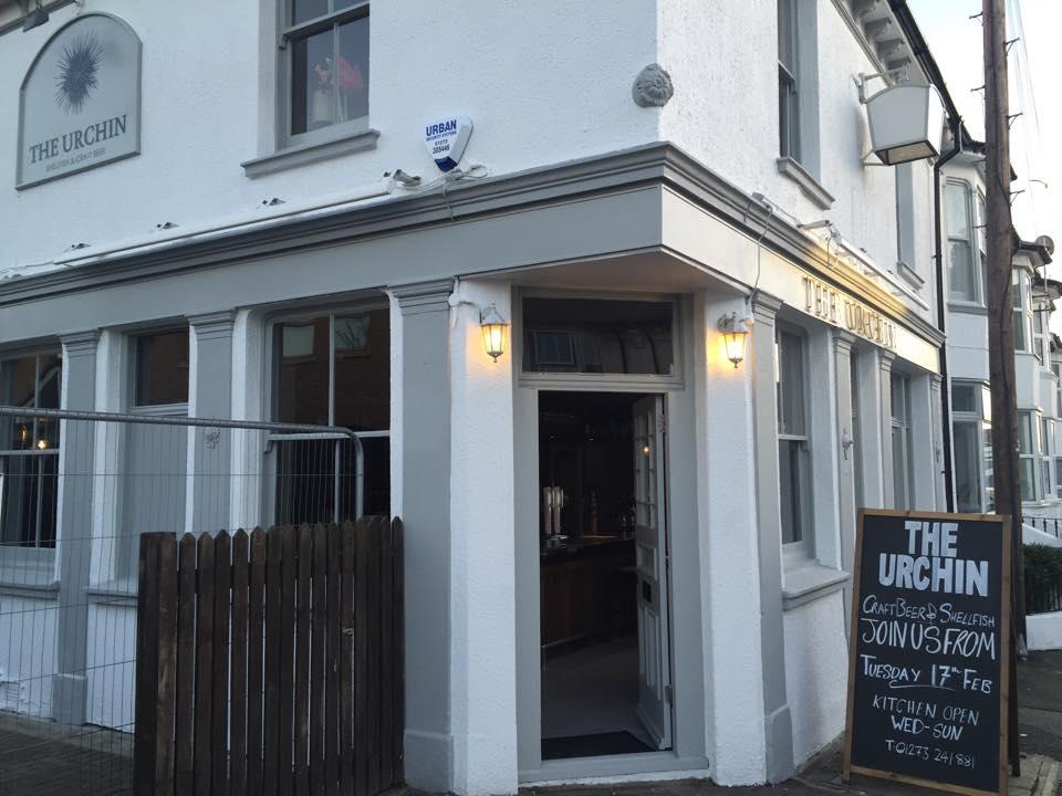 The Urchin, pub in cui si trova la distilleria del Brighton Gin