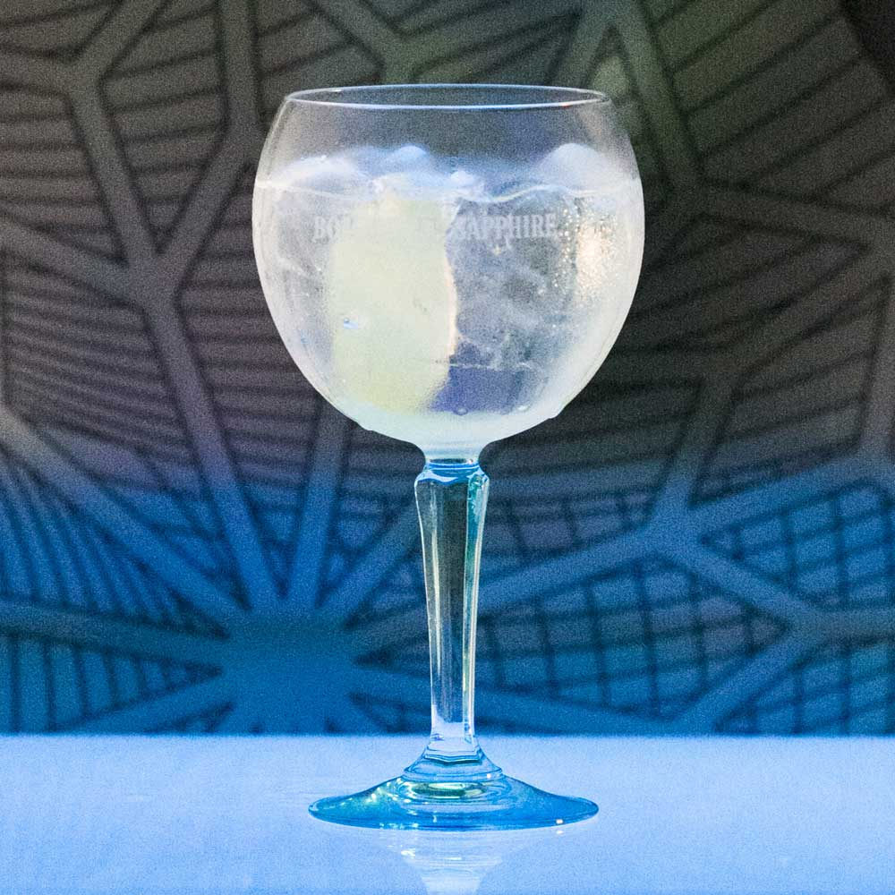 Bombay Sapphire: The Ultimate G&T