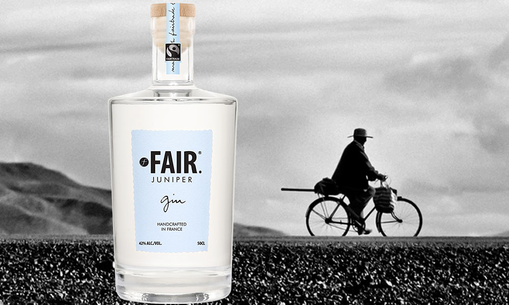 Fair Juniper Gin: il gin equo solidale