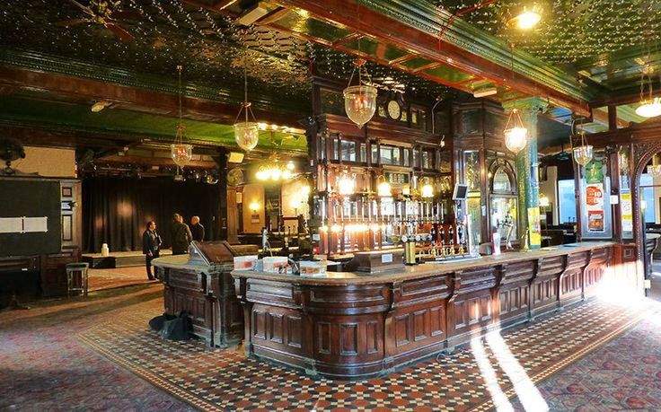 Victorian Gin Palace al Cauliflower Hotel