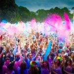 Opihr Gin sponsorizza l'International Holi Festival of Colours
