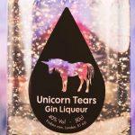 Unicorn Tears Gin Liqueur: il nuovo gin con l'argento dentro