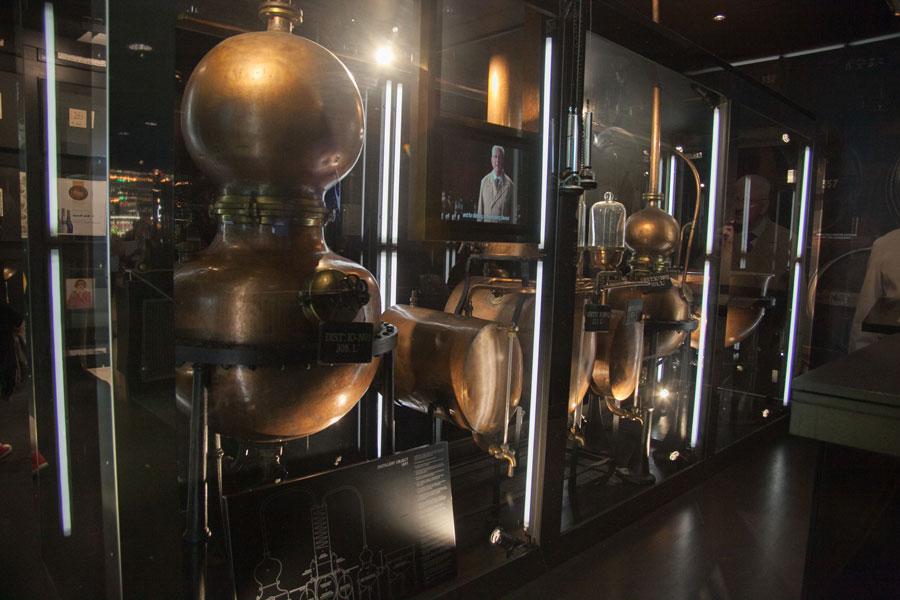 Lo storico sistema di produzione del Jenever