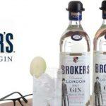 Broker's Gin diventa americano, più o meno