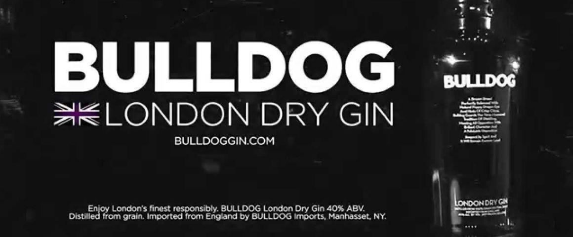 Bulldog gin alla conquista del Regno Unito
