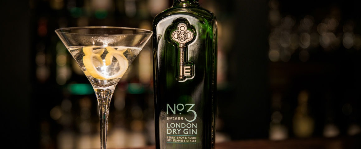 I gin del Gin Day: Number 3 London Dry Gin, la chiave del gusto