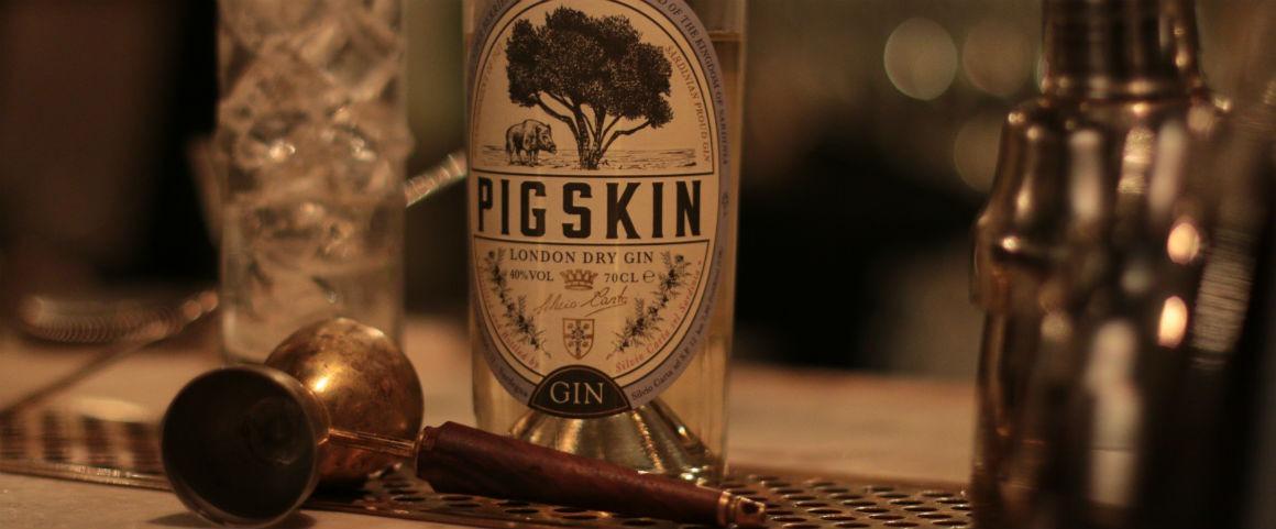 I gin del Gin Day: Pig Skin Gin, la Sardegna e i cinghiali