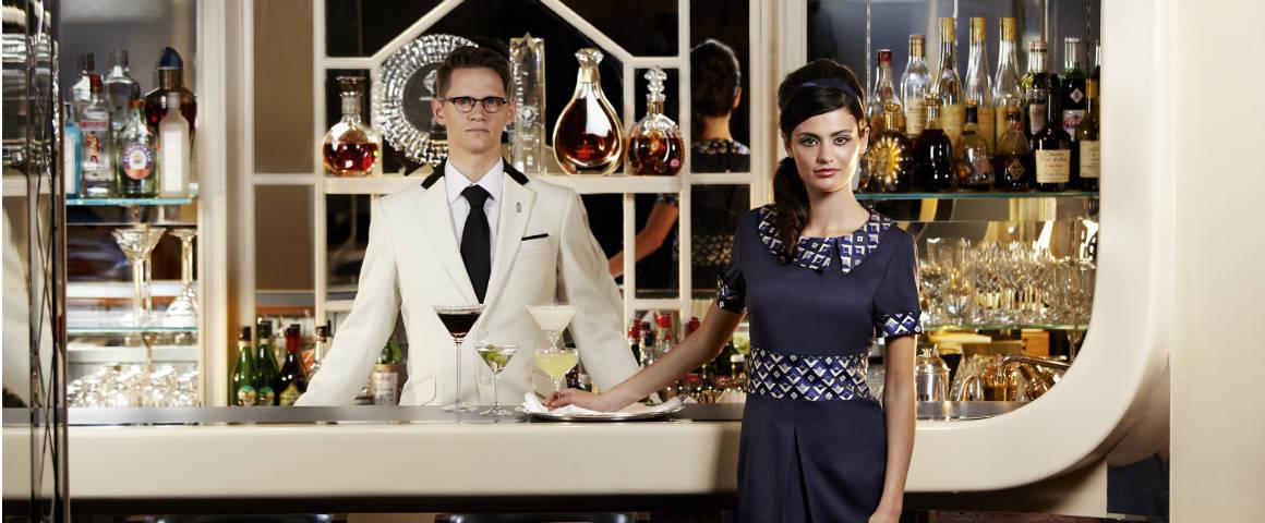 L'american bar del The Savoy presenta il nuovo menù London style
