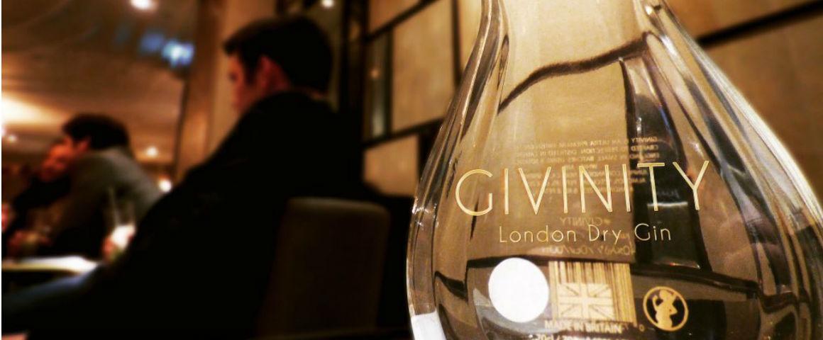 Givinity gin arriva in Italia!