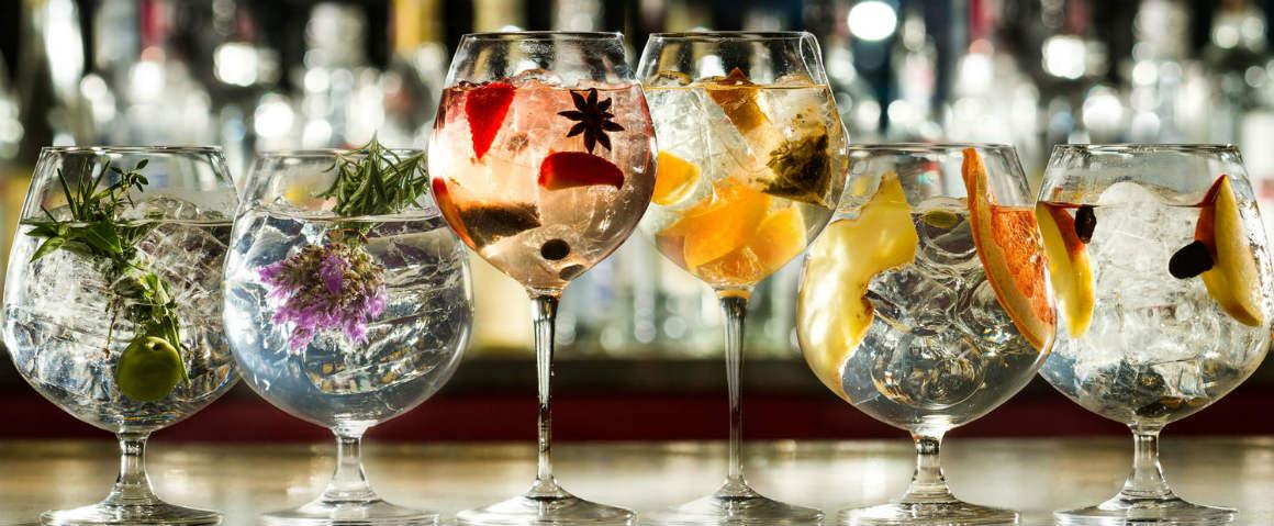 Record di vendite di gin nel 2015 in UK