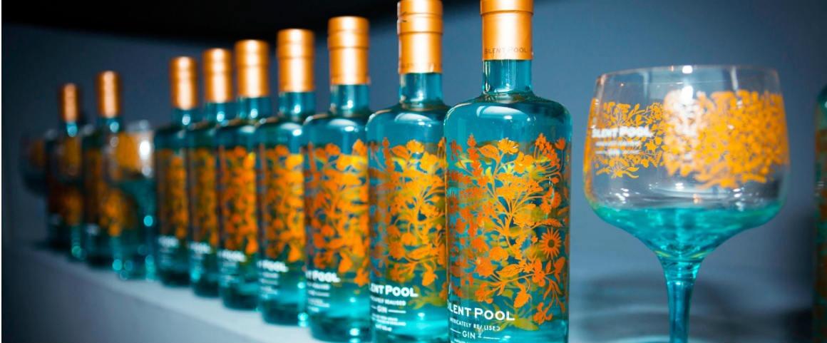 Silent Pool: la bottiglia più grande e costosa del mondo