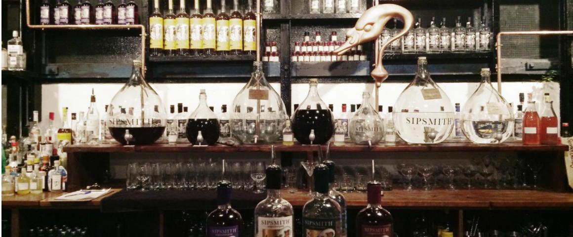 Sipsmith nega le voci: nessun gas letale nella distilleria