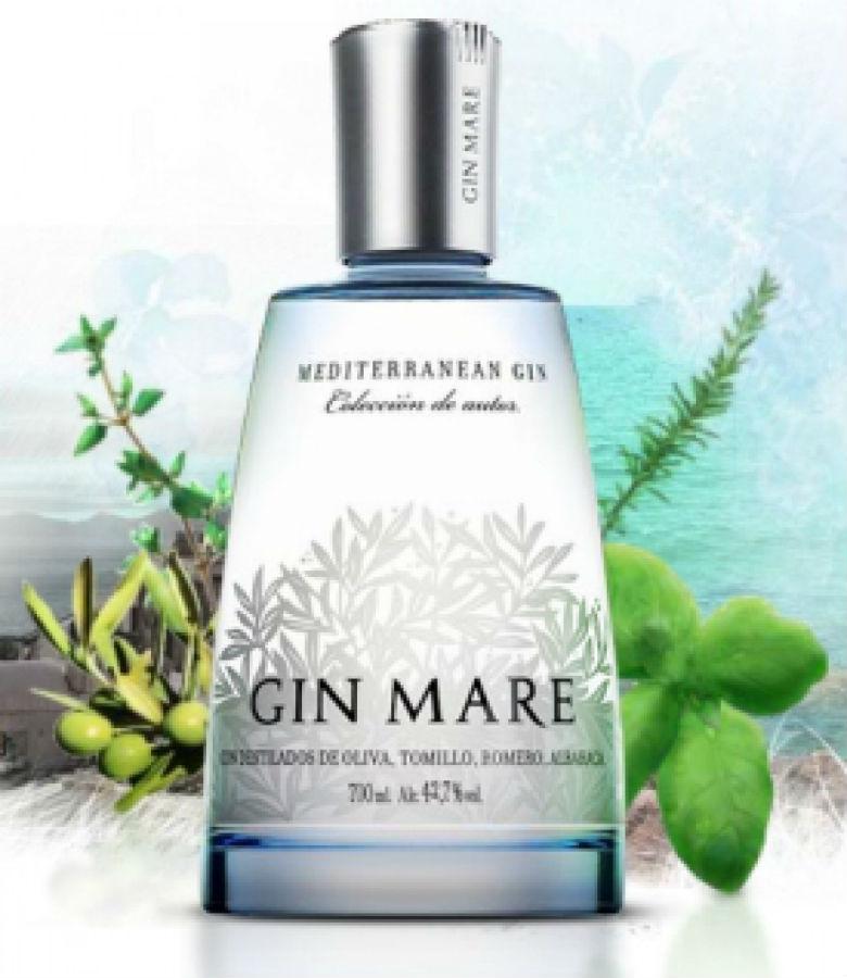 Gin Mare per chi vuole provare un Gin Tonic dal gusto spiccatamente mediterraneo