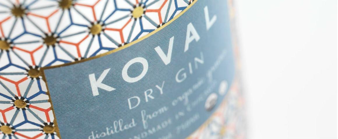 Koval Barreled Gin: un nuovo gin per gli amanti dei barricati