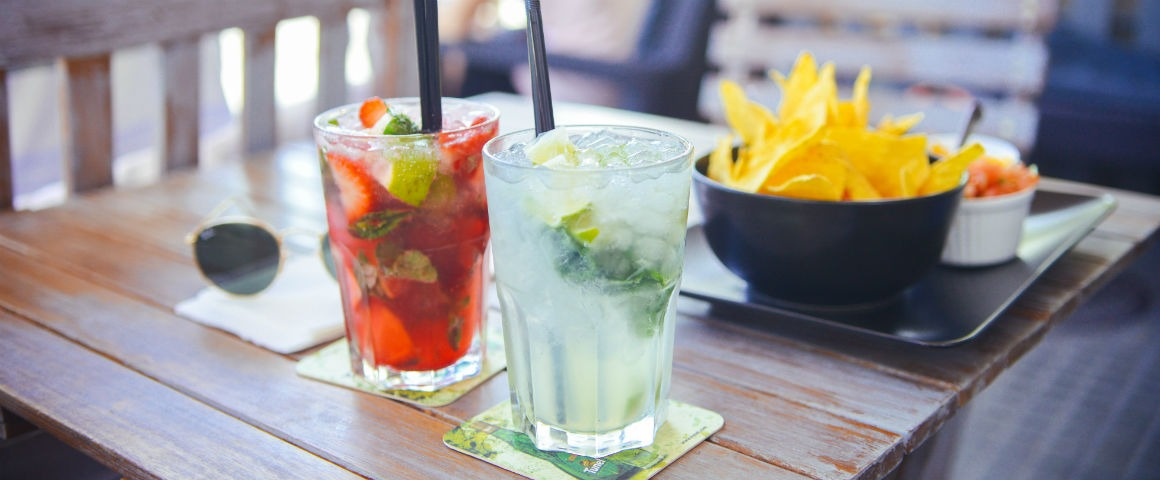 Ricette facili per un'estate a tutto gin