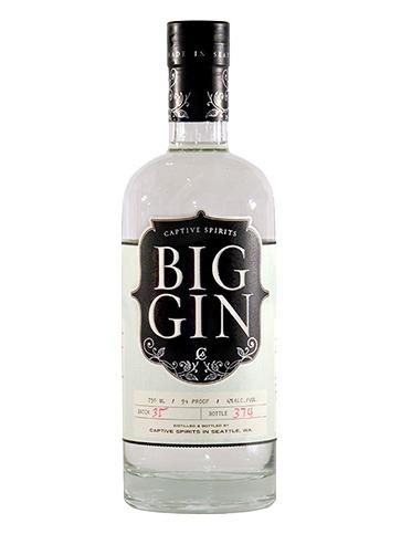 Big Gin in un'immagine promozionale