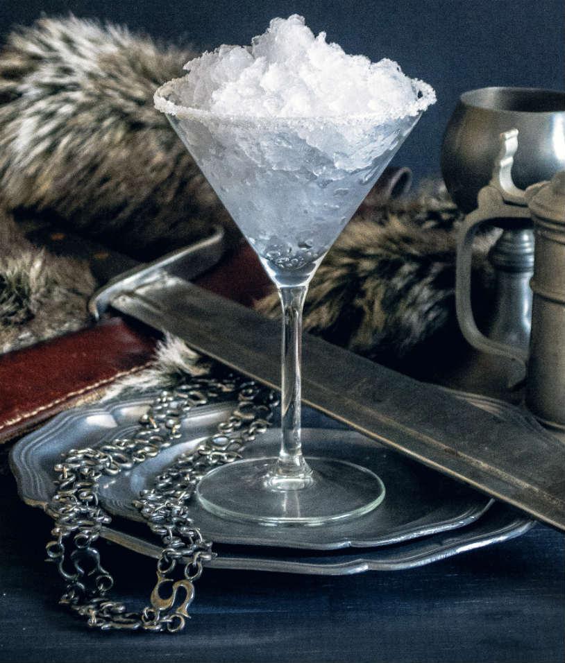 House Stark Martini