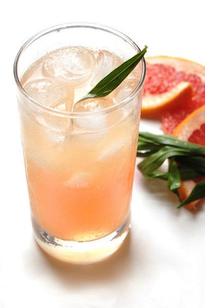 Gin Tonic Pompelmo e Dragoncello