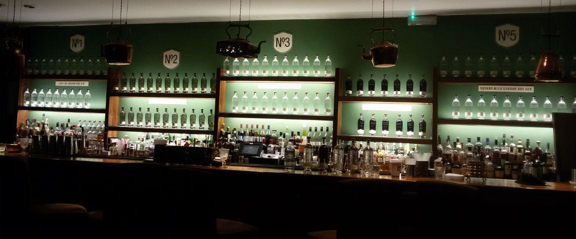 Due chiacchiere davanti a un Gin Tonic con Jonathan, City of London Distillery