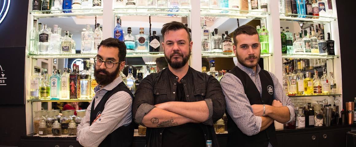 I barman? Noi li preferiamo in carne e ossa