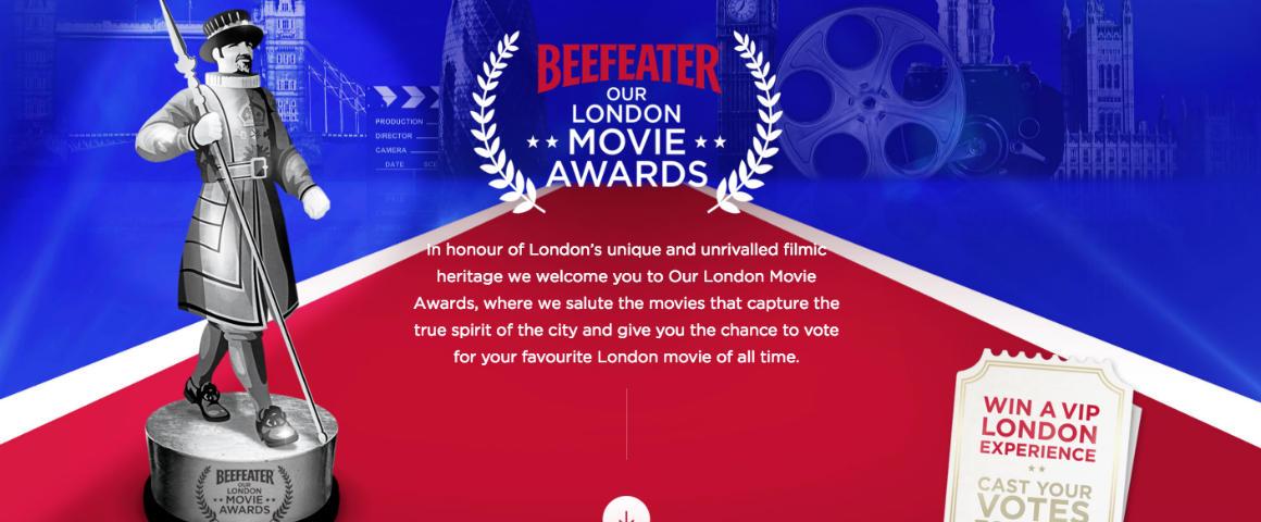 Beefeater Gin ti regala un viaggio a Londra