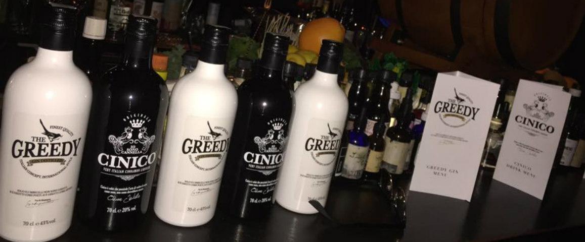 Greedy Gin, masterclass al Door 74 di Amsterdam