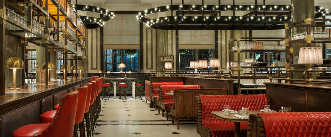Holborn Dining Room, ilGin.it nel più grande Gin Bar di Londra