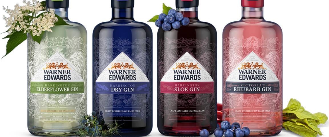 I gin del Junipalooza: Warner Edwards Gin e i nuovi formati mini