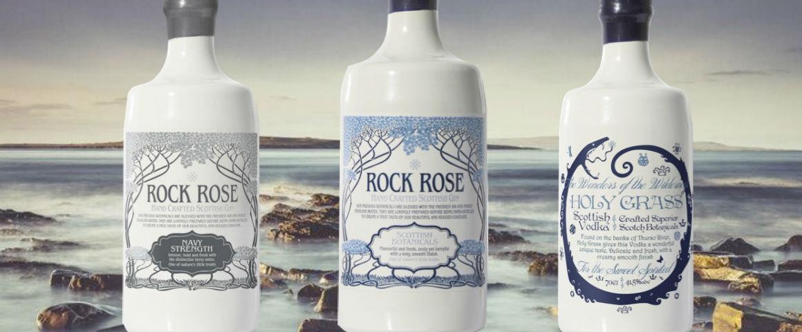 I gin del Junipalooza: Rock Rose Gin e Rock Rose Summer Edition