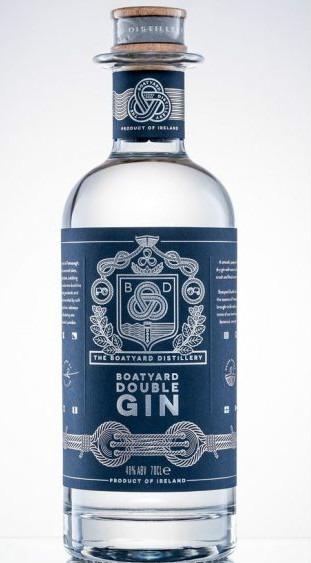 Boatyard Double Gin