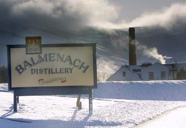 Balmenach Distillery, produttrice di Caorunn Gin