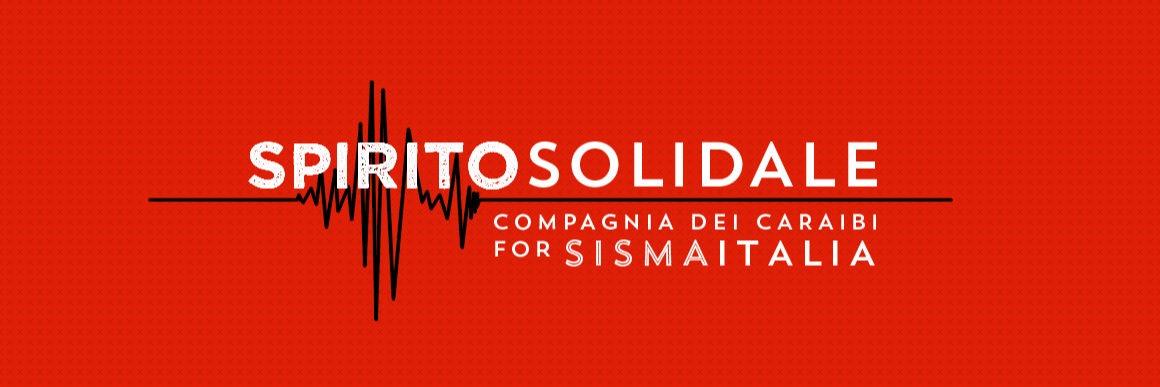 Spirito Solidale, Compagnia dei Caraibi in aiuto delle vittime del sisma