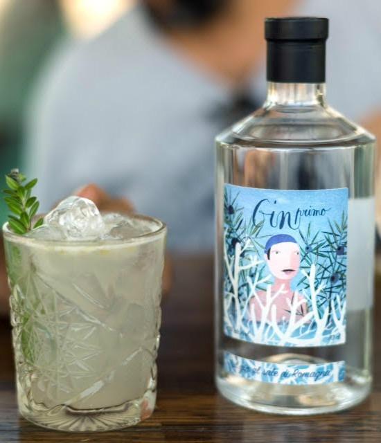 Gin Primo e il gin tonic