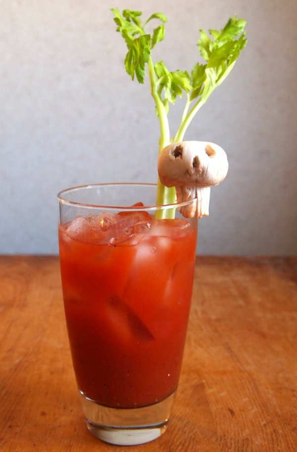 Bloody Scream Cocktail