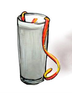 Ramos Gin Fizz disegnato da Andy FluOn