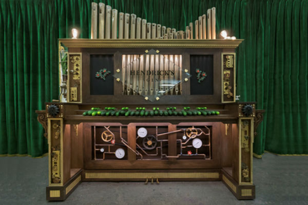 Cucumber Organ of Remarkably Glorious Auditory Nirvana