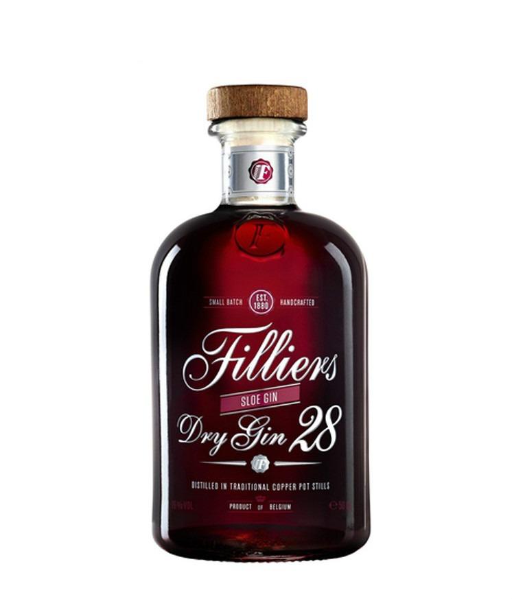 Filliers Dry 28 Sloe gin