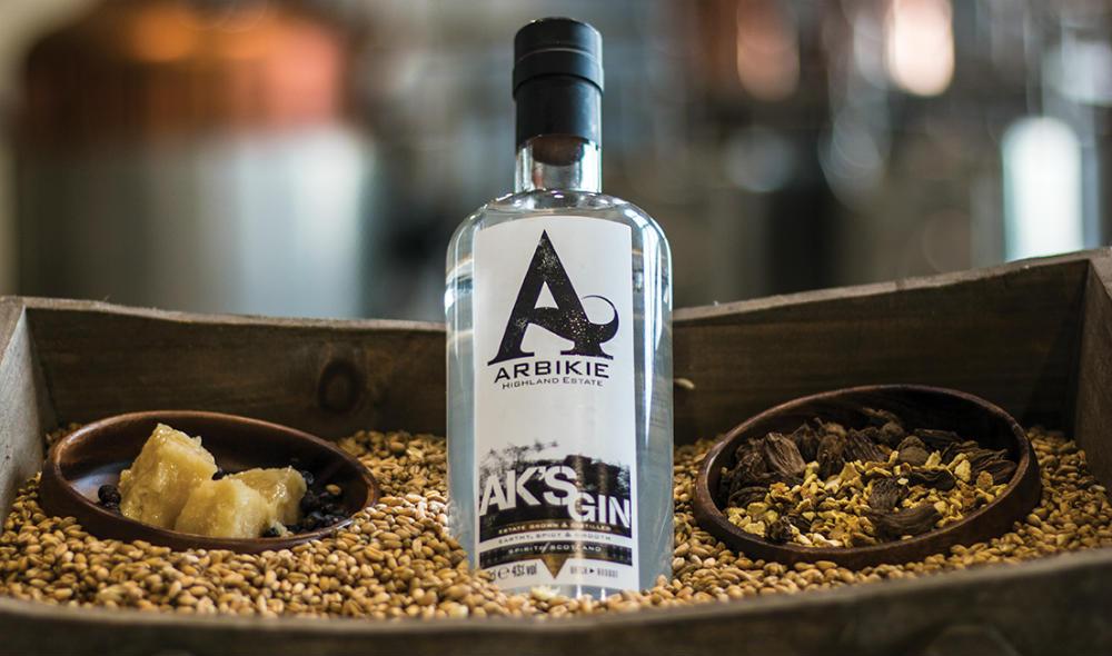 AK's Gin