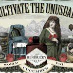 Adotta un cetriolo con Hendrick's Gin!