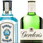 I brand di gin più venduti al mondo nel 2020