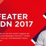Beefeater MIXLDN 7: aperte le iscrizioni alla gara per bartender