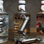 Nuova gamma di gin da 1.100€ creata con parti di Harley Davidson