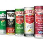 Diageo lancia le nuove bottigliette di Tanqueray Gin and Tonic