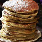 Le ricette di Gin Lady: pancake al gin tonic