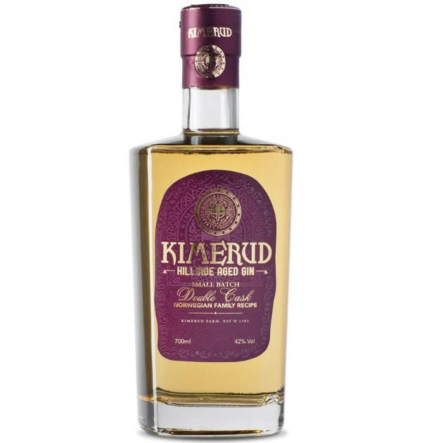 kimerud hillside aged gin