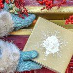 Palline di Natale, calendari dell'avvento e ora anche biglietti d'auguri pieni di gin!