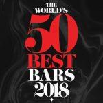 I vincitori dei World's 50 Best Bars Awards 2018: e l'Italia?
