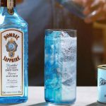Bombay Sapphire lancia la pittura per Gin Tonic